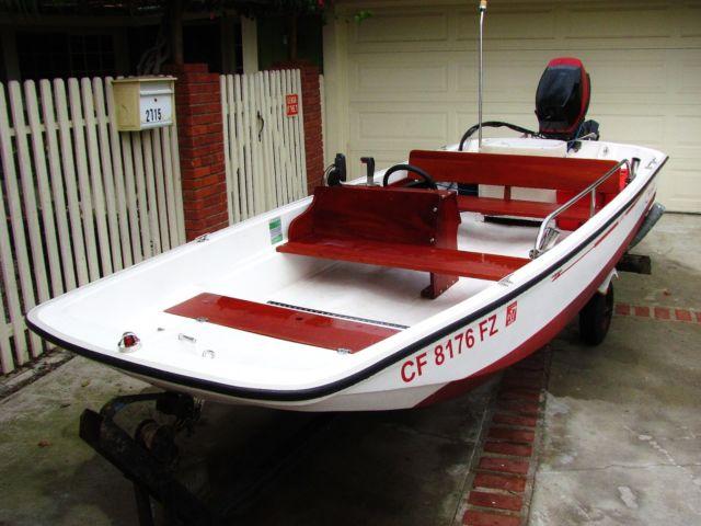 134 1976 Classic Restored Boston Whaler For Sale In San