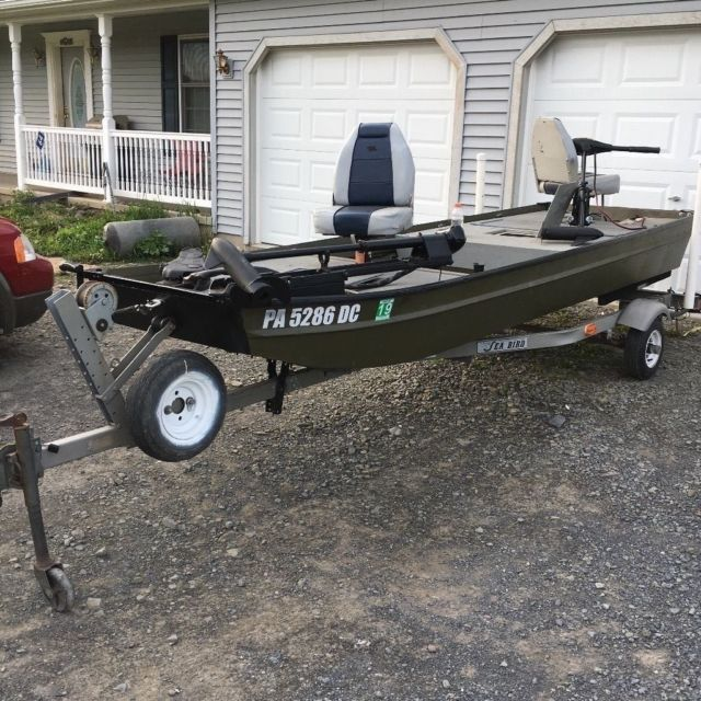 Smoker Craft Jon Boats For Sale