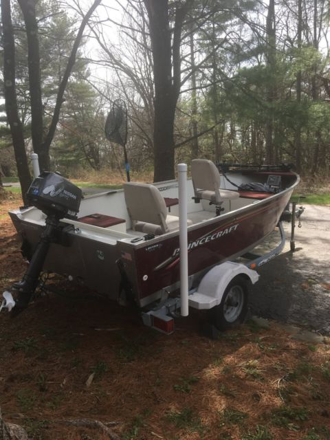 14 39 princecraft fishing boat for sale in stockton new for Fishing boats for sale nj