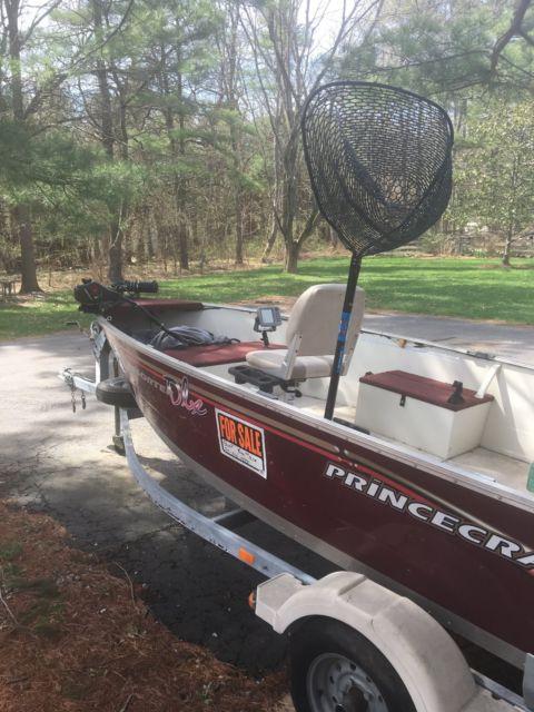 14 U0026 39  Princecraft Fishing Boat For Sale In Stockton  New
