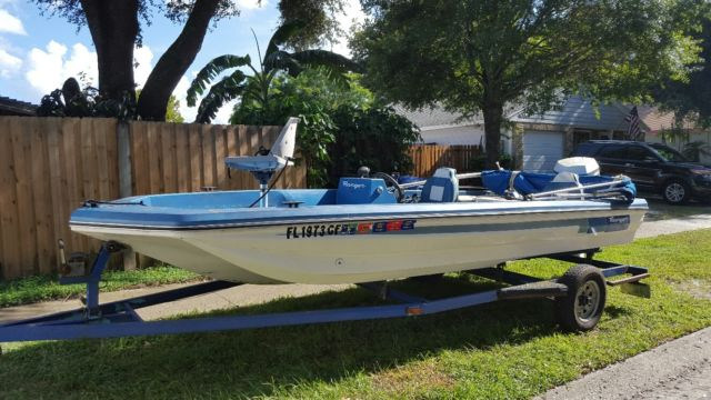 17 Ranger Bass Boat 115 Hp For Sale In Tampa Florida