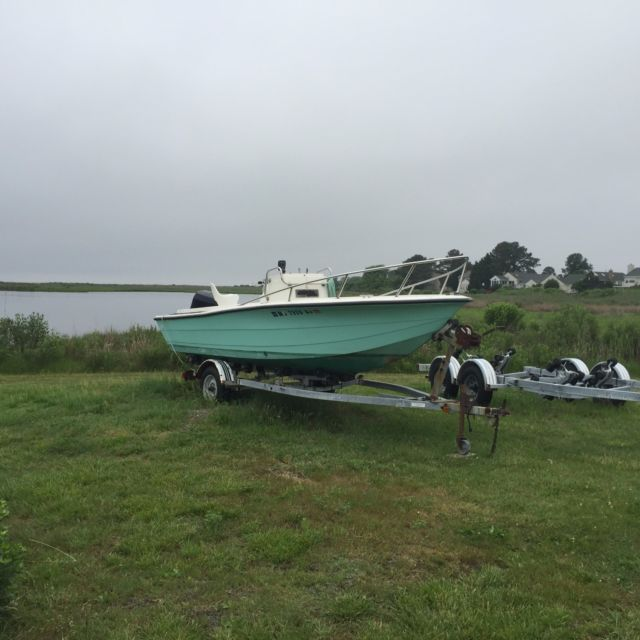 18 foot center console hydra sport fishing boat for sale for Center console sport fishing boats