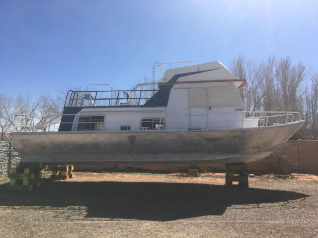 1971 Alwest Alcan 370 Aluminum Hull (Marine Grade Alloy From Canada) for sale in Page, Arizona ...