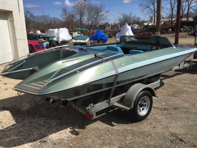 1980 Glastron Carlson CVX-20 Boat with Trailer for sale in ...