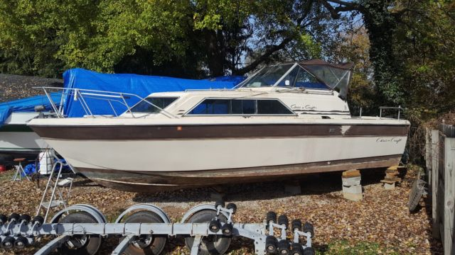 1982 Chris Craft Catalina 28 for sale in Chesterfield