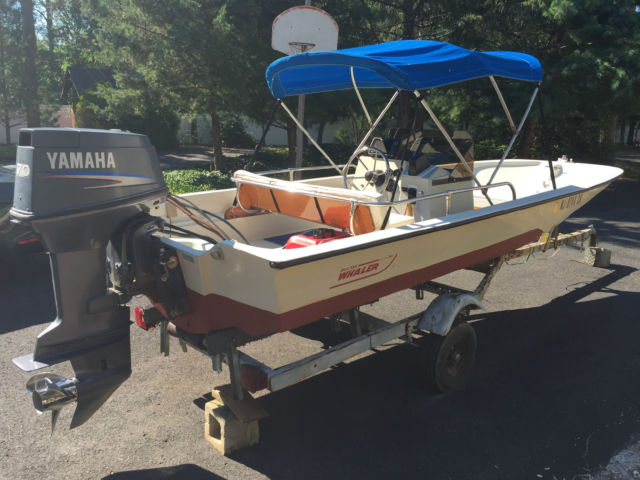 1985 Boston Whaler Classic 15 Center Console for sale in Hammonton, New Jersey, United States