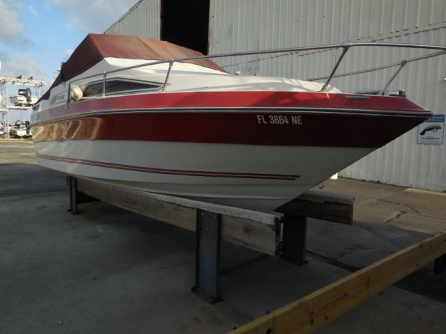 1986 Sea Ray 6 3 Seville 21 Cuddy Cabin For Sale In New