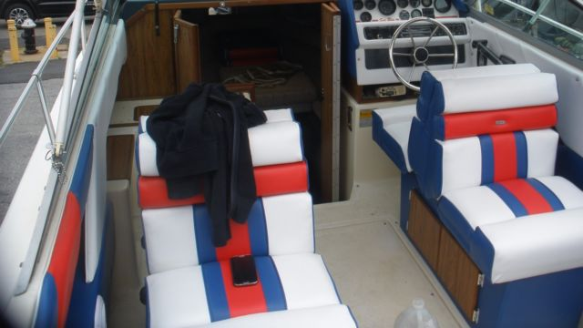 1986 Sea Ray Cuddy 23 U0026 39  And Trailer For Sale In Staten