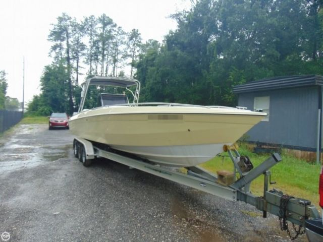Used Chris Craft Center Console Boats