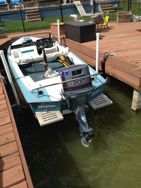 1988 mastercraft barefoot prostar 200 yamaha 200 outboard for Yamaha 200 outboard for sale
