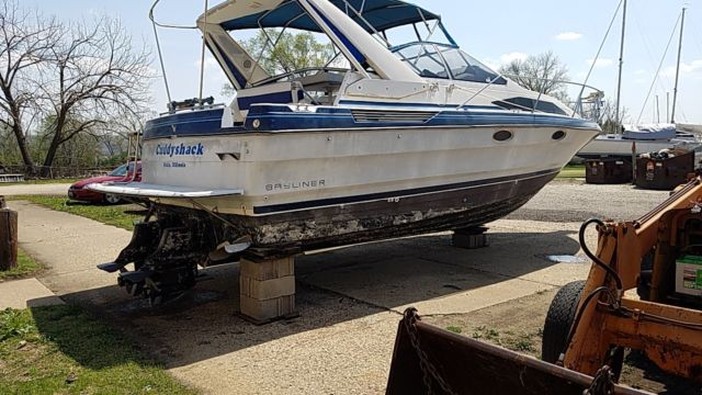 1989 28ft Bayliner Avanti For Sale In Chillicothe