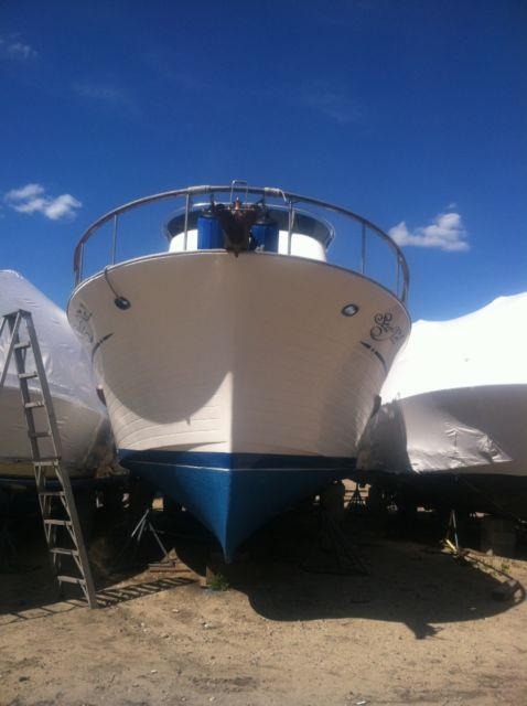 Trawler Engine Room: 1989 40ft Albin Yacht Trawler (boat) For Sale In Bay Shore