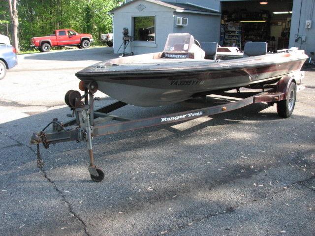 Boat Trailer Wheel Extenders : Ranger v bass boat ft trailer for sale in
