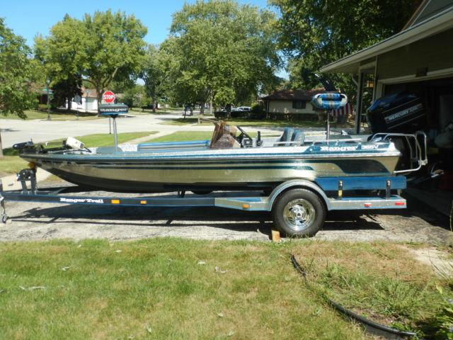 1990 Ranger 365v Fish And Ski Bass Boat For Sale In Elk