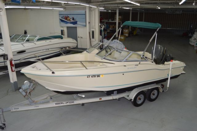 1995 SCOUT 202 DORADO DUAL CONSOLE BOAT, SUZUKI 225 OUTBOARD, W/ TRAILER for sale in East Haven ...