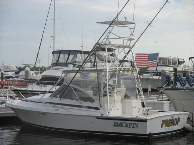 1996 Blackfin 33 Combi For Sale In Fort Myers Florida