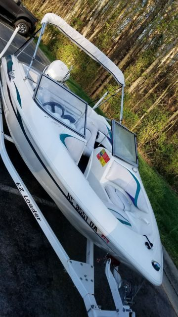 Yellow Top Optima Battery >> 1997 Larson Flyer 166 boat bowrider for sale in Raleigh ...