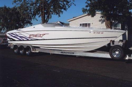 1998 Baja 33 Outlaw Sst For Sale In Hopedale Massachusetts United States