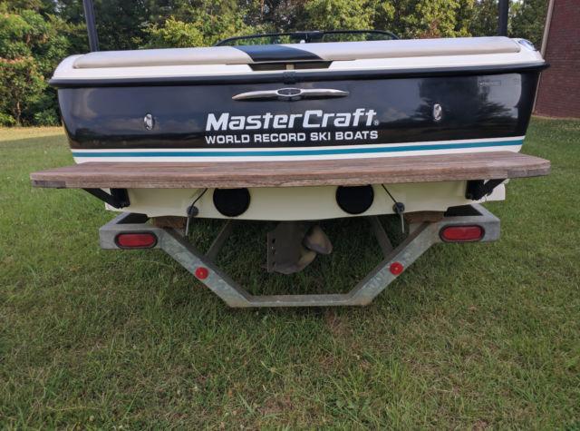 Mobil 1 Oil Filter >> 1998 Mastercraft Prostar 190 Inboard Ski Boat Wakeboard ...