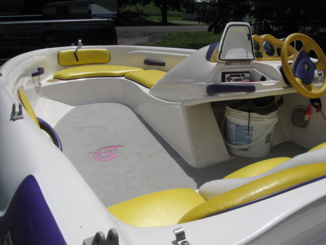 1998 Sea Rayder Jet Boat 16 foot for sale in Little Falls, New York