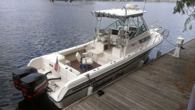 1999 grady white 272 sailfish w triple axle trailer for for Murrells inlet deep sea fishing