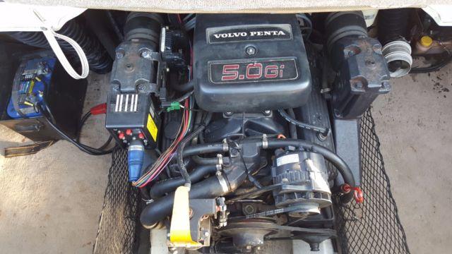 1999 larson 226 LXI 5.0L V8 EFI Volvo Penta. for sale in ...