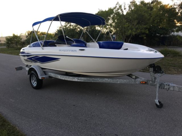1999 yamaha exciter 270hp jet boat full cover mint for Yamaha boat cover