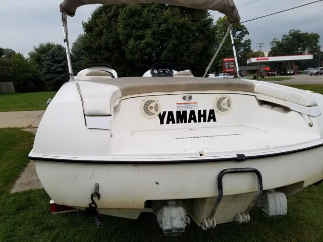1999 yamaha ls 2000 jet boat for sale in elkhart indiana for Yamaha jet boat reliability