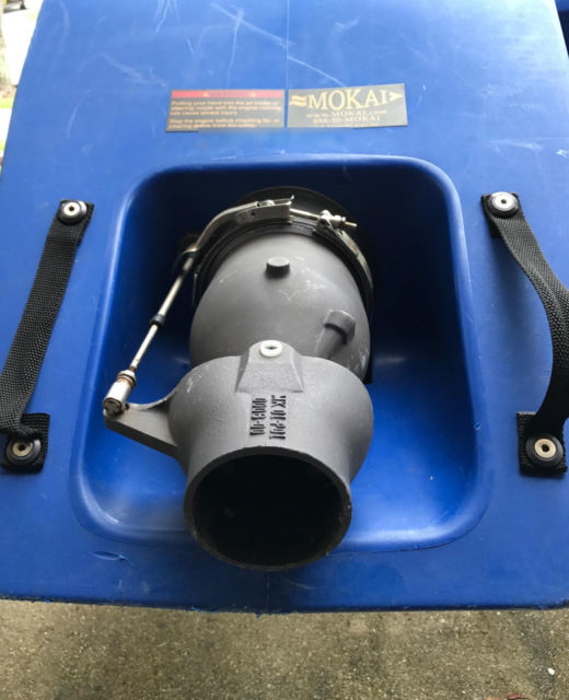 Honda Fort Lauderdale >> 2 Mokai jet kayaks with dual kayak trailer, new-in-box ...