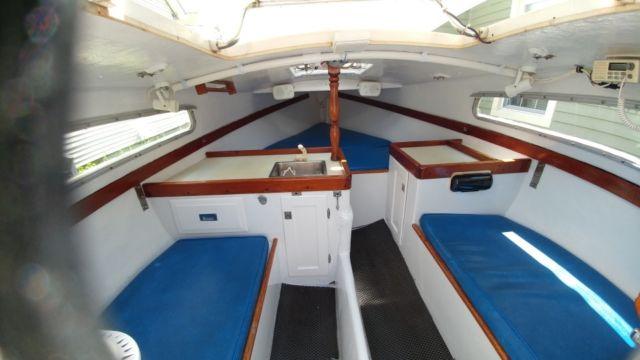 20 Coastal Ensenada Sailboat Reduced Eager To Sell