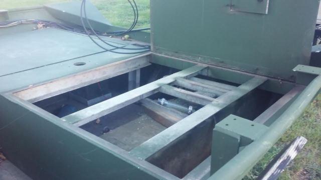 Alweld Boat Price List >> 2000 20' FOOT ALWELD COMMERCIAL 2072 JON BOAT RIVER 115 4 STROKE YAMAHA TRAILER for sale in ...