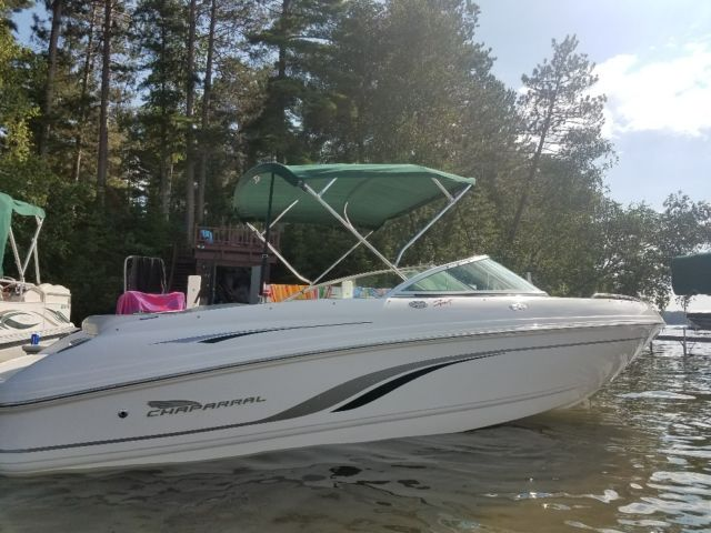 2000 Chapparal 216 Ssi Sport Bowrider Boat For Sale In