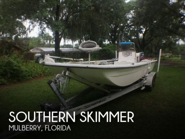 2000 Southern Skimmer 2170 Used for sale in Mulberry