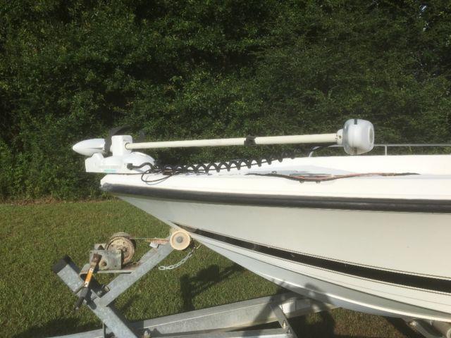 2001 century 2101 bay boat 225 hp yamaha saltwater series for Yamaha saltwater series ii