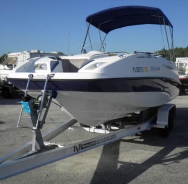 2001 Sea-Doo ISLANDIA For Sale In Fort Lauderdale, Florida