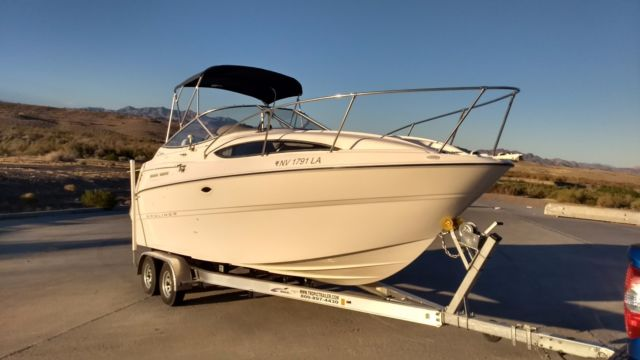 2002 Bayliner Ciera 2455lx With 131 Hours For Sale In