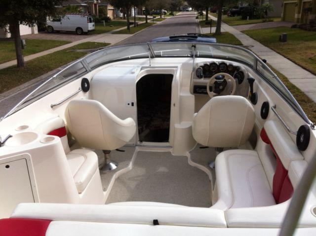 2002 Rinker Captiva 232 for sale in Apopka, Florida ...