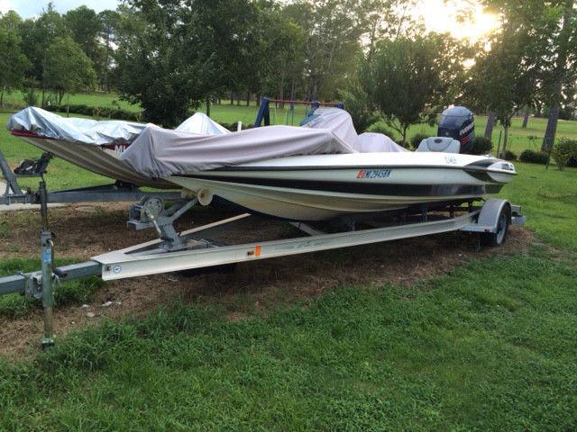 2002 Triton Tr 20 Bass Boat For Sale In Biloxi