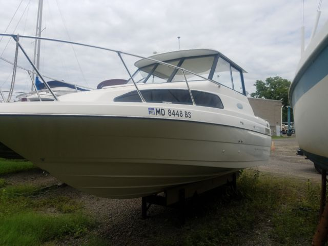 2003 22 Bayliner Cieara Classic 2252 With Hard Top For