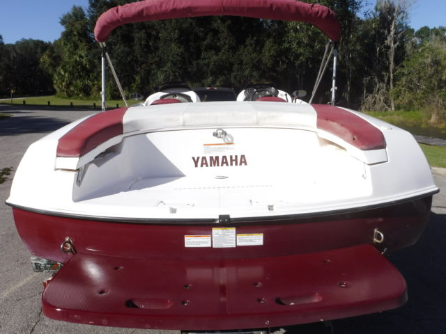 2003 yamaha lx 210 270hp twin engine jet boat no reserve for Yamaha jet boat for sale florida