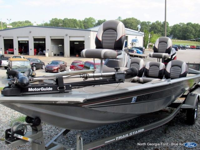 2004 Bass Tracker Pt 175 Used For Sale In Blue Ridge
