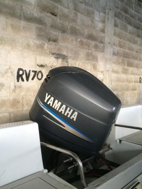 2004 Triumph 210 CC with Yamaha 150HP for sale in Dania ...