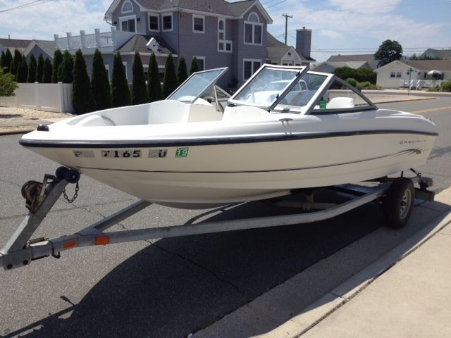 2005 Bayliner 175br Runabout 1 Owner Well Kept Clean For