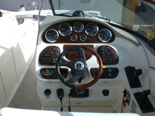 2006 Searay 290 Slx Black And White Loaded For Sale In