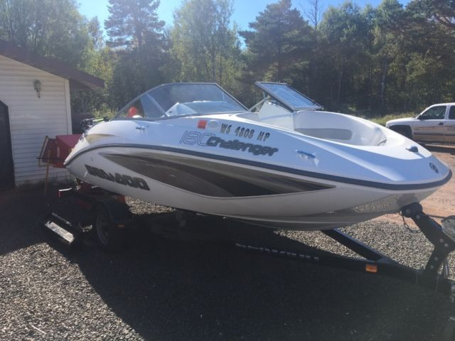 2008 sea doo challenger 180 for sale in ironwood michigan united states. Black Bedroom Furniture Sets. Home Design Ideas