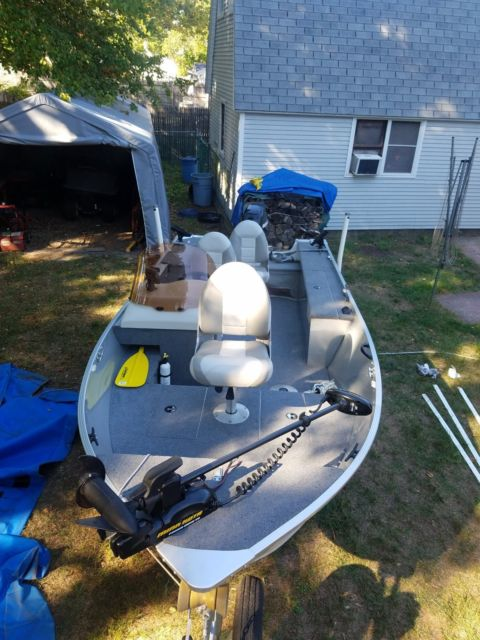 USED ALUMACRAFT FISHING BOATS FOR SALE ND