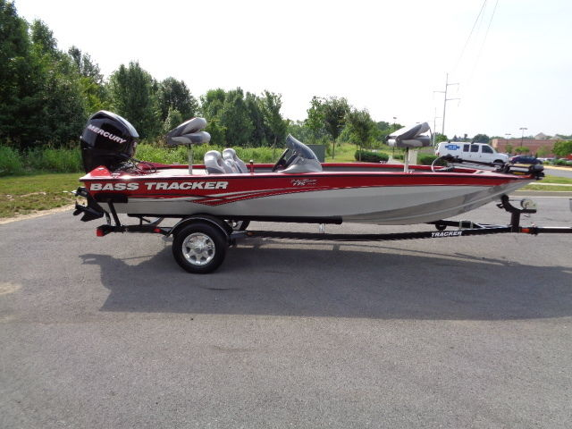 2012 Bass Tracker Pro Team 175txw New Condition For