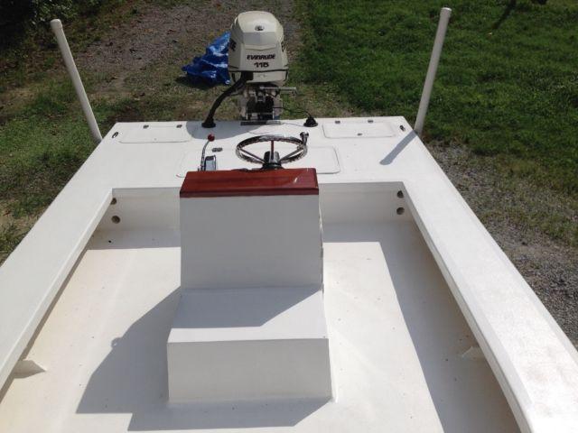 Alweld Boat Price List >> 2013 17' Custom Boat w E-tec 115 and trailer for sale in New Bern, North Carolina, United States