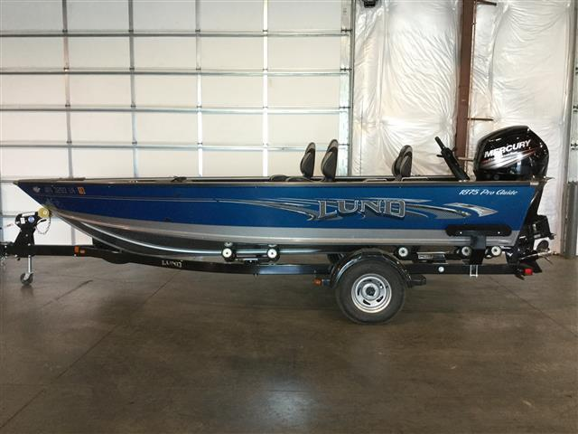 2016 Lund Pro Guide 1875 for sale in Seattle Washington