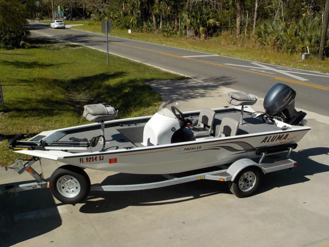 Used Action Craft Trailer